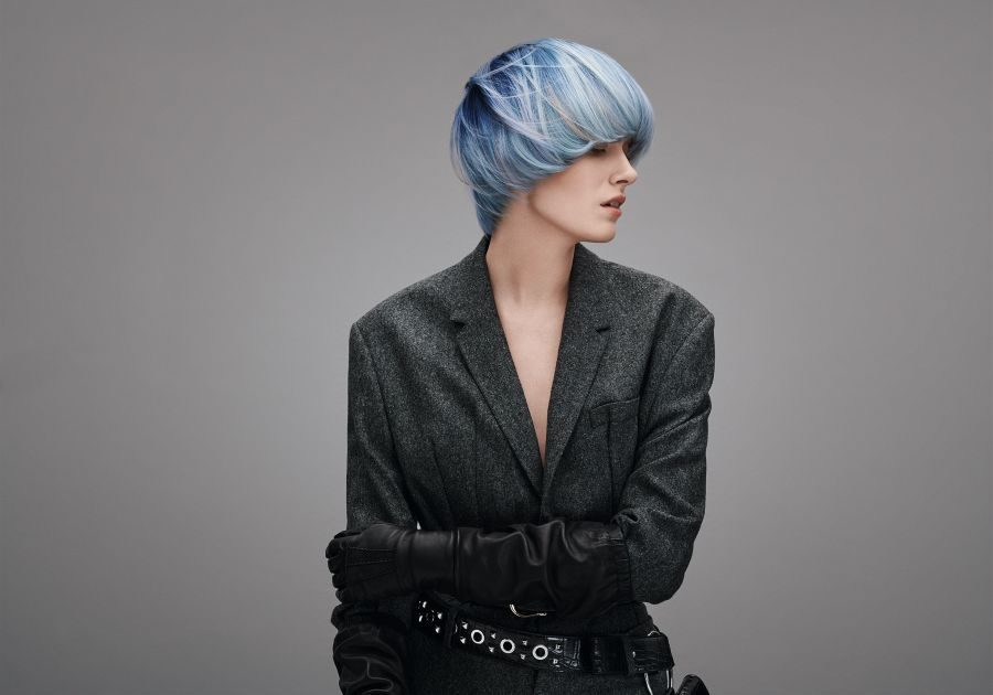 INTREPID - Die Couture Collection 2020 von Goldwell