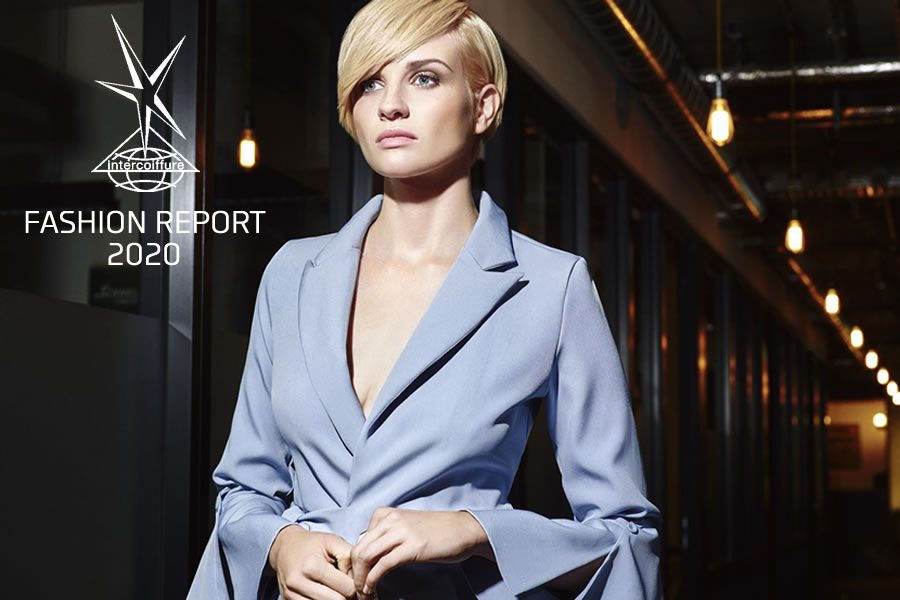 Fashion Report 2020 by Intercoiffure