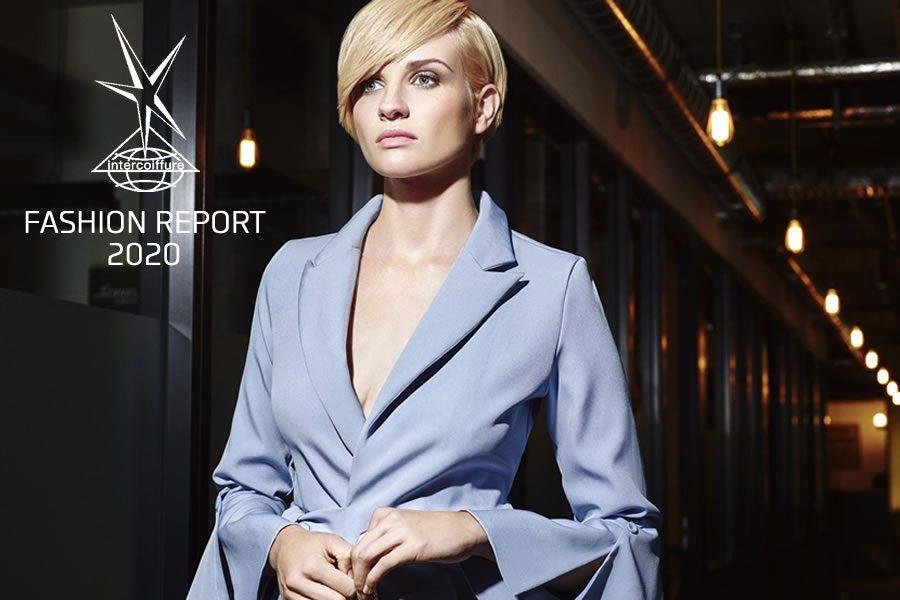 Fashion Report 2020 by Intercoiffure - Bild