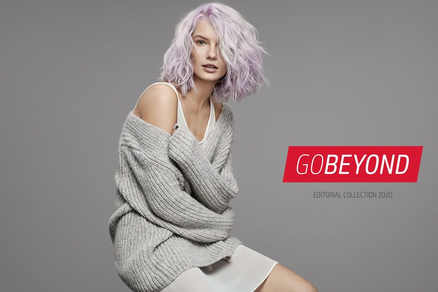Bild GO BEYOND Blonde Look
