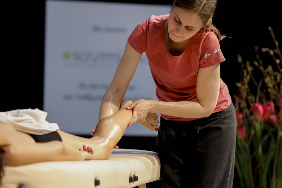 Wohlfühlen und Entspannung im Bereich Wellness & Spa