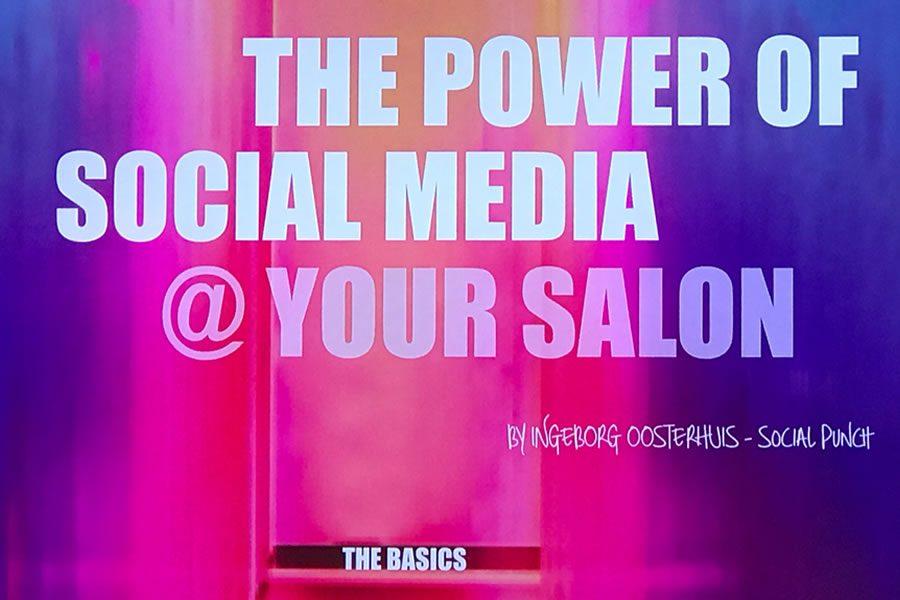 Social Media Seminar für Coiffeure