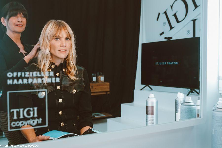 TIGI-Friseure kreieren authentische Hairstyles für Kandidatinnen der Miss Germany Wahl 2020