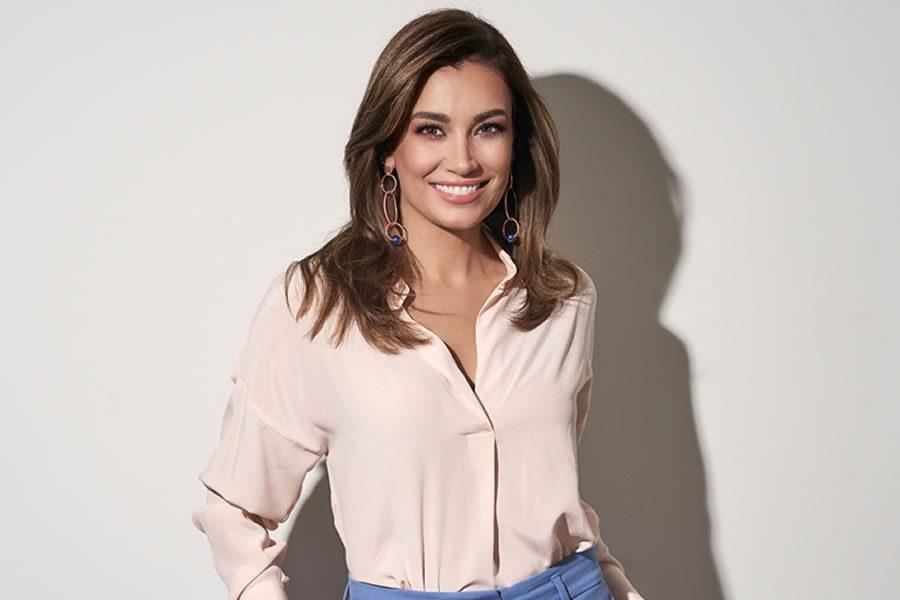 L'Oréal Professionnel präsentiert: Neue Markenbotschafterin Jana Ina Zarrella