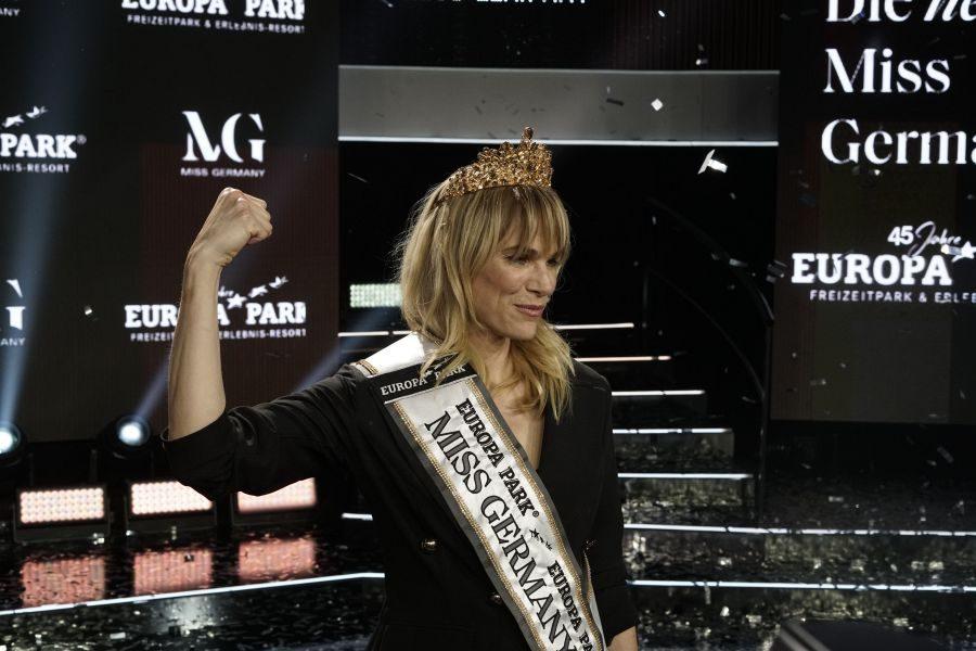 TIGI stylt die neue Miss Germany 2020