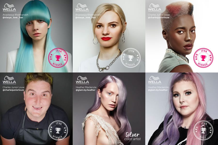 Wella Professionals präsentiert die Gewinner des internationalen TrendVision Awards ITVA 2020