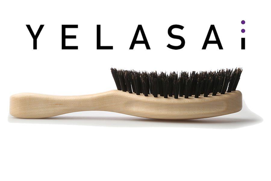 Yelasai Naturhaarbürste