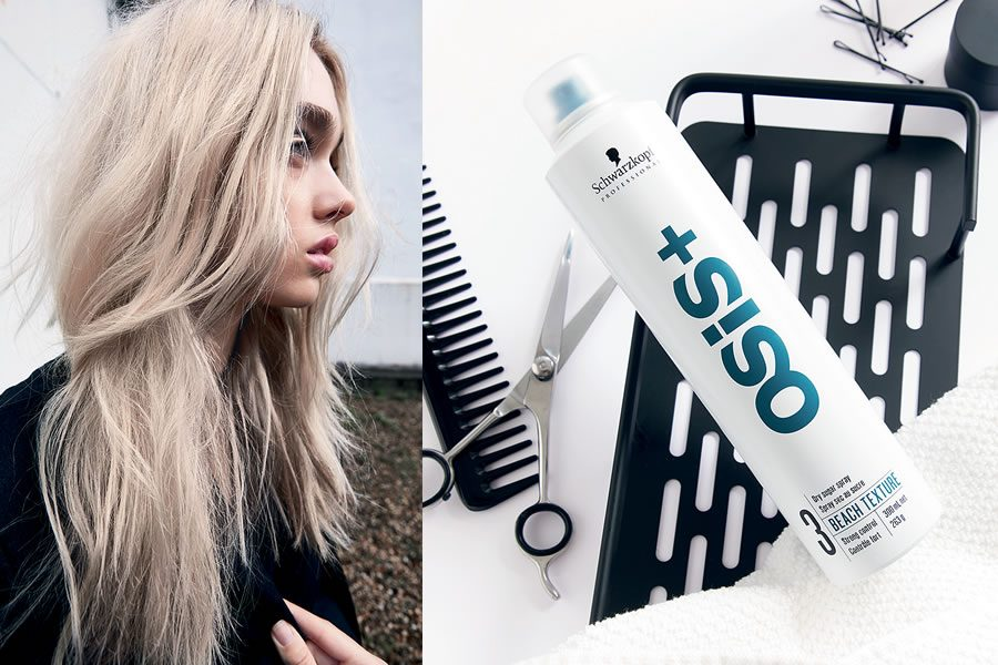 OSiS+ feiert die natürliche Textur und Bewegung des Haars