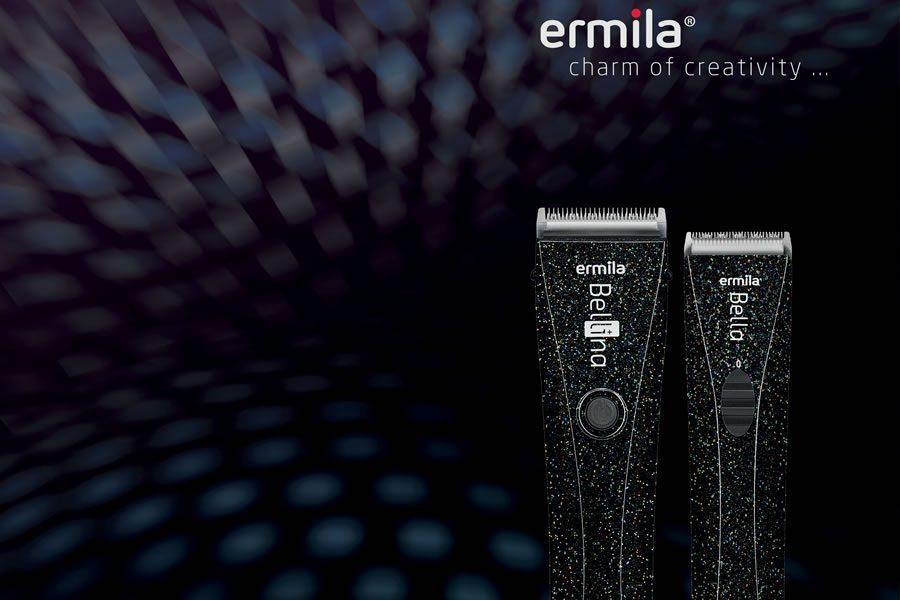 Limited Edition - ermila Bellina & Bella im Glitzerlook