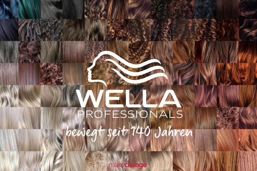 Wella feiert 140 Jahre Jubiläum