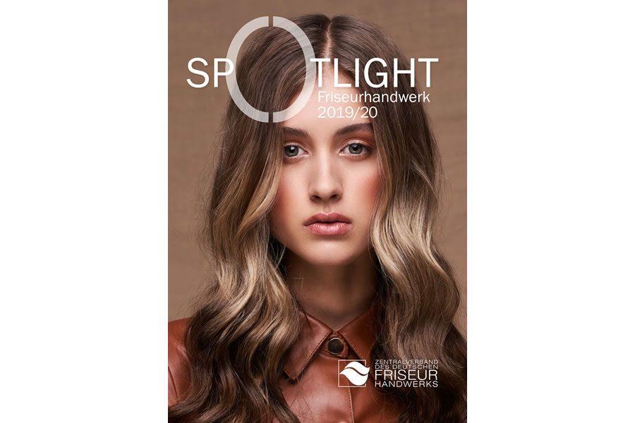 Spotlight 2019/20 - der neue Jahresbericht des Friseurhandwerks