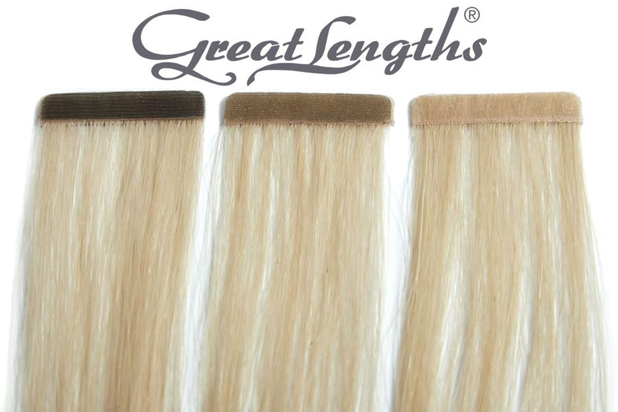 Great Lengths perfektioniert GL Tapes mit neuen COVERBANDS
