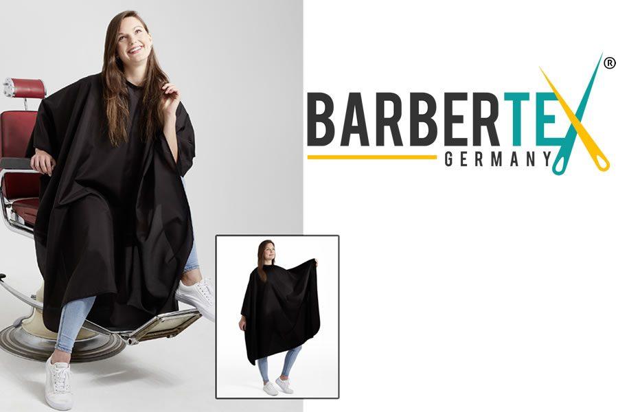 Entdecken Sie jetzt Barbertex Germany® Friseurumhänge für sich