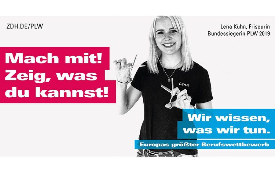 Lena Kühn ist PLW-Botschafterin 2020 - Bild