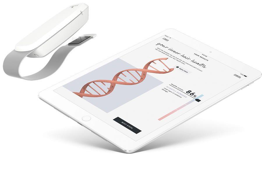 Schwarzkopf Professional ebnet den Weg in die Zukunft mit der digitalen Revolution in der Haardiagnostik - Bild