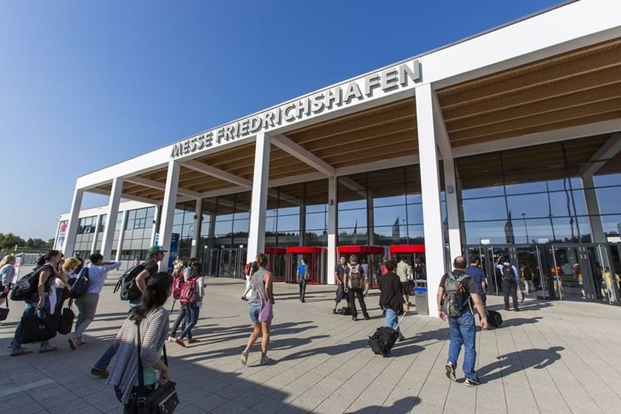 Die COSMETICA Fachmesse am Bodensee