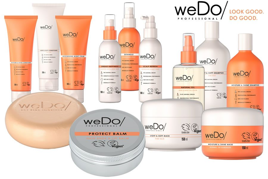 weDo/ Professional - LOOK GOOD. DO GOOD.