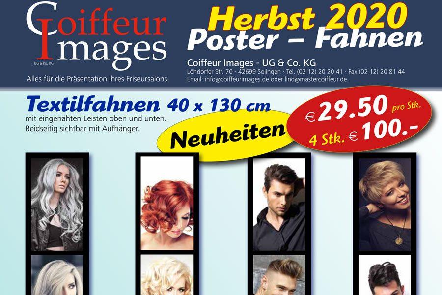Coiffeur images - Herbst/Winter 2020, Frühjahr 2021