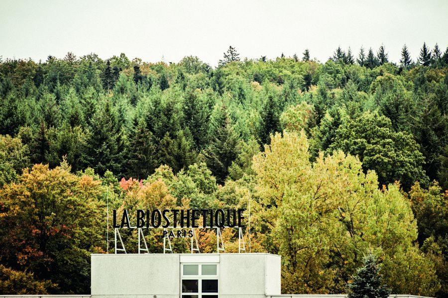 Klimaneutrale La Biosthétique Salons