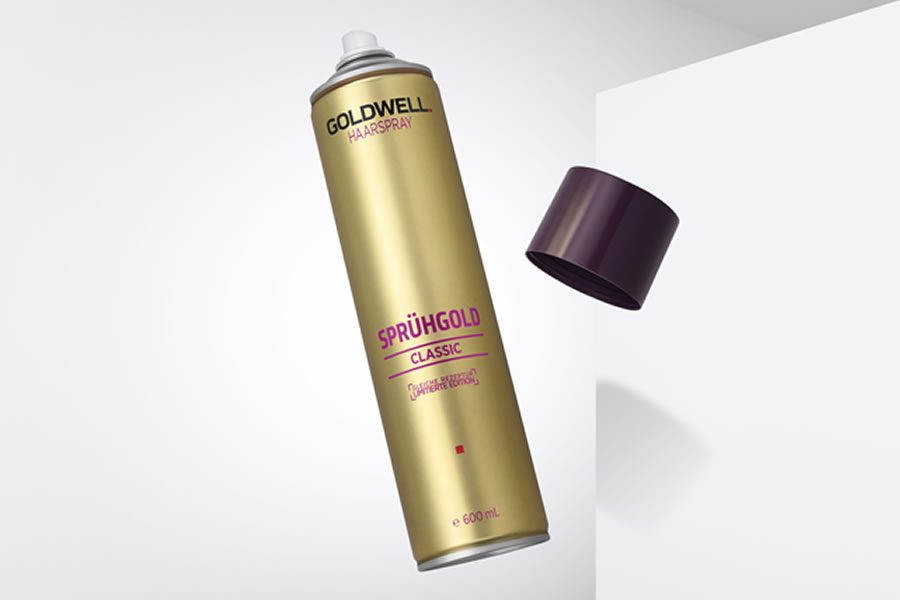 Sonderedition Goldwell Sprühgold - Bild