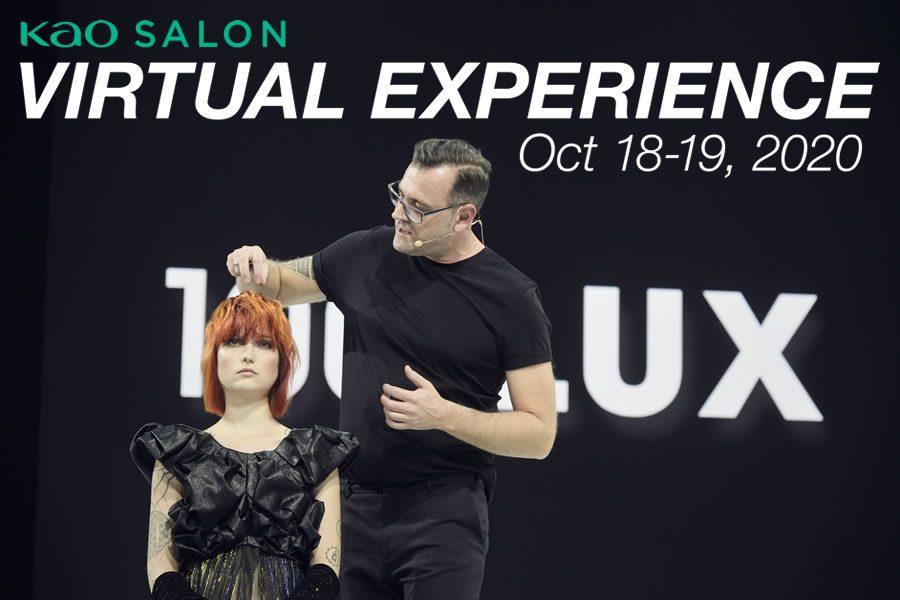Kao Salon Virtual Experience
