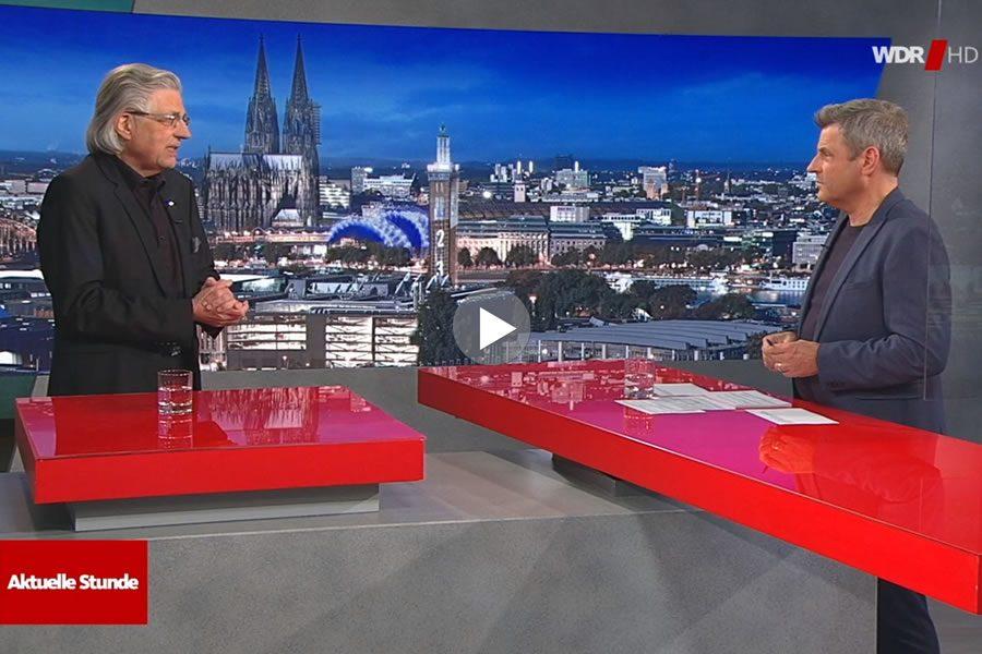 WDR: ZV Präsident Harald Esser zu Friseuren und Corona