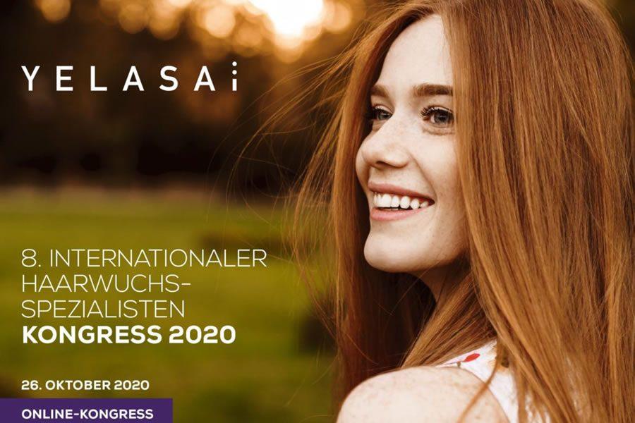 8. Internationaler Haarwuchs-Spezialisten Kongress 2020