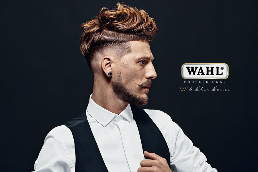 Men Trendlook 2020: Double Undercut by Anthony Galifot - Bild