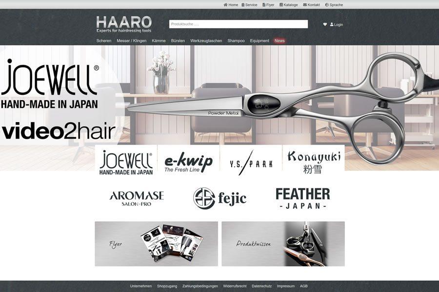 Bild Haaro Friseurbedarf GmbH