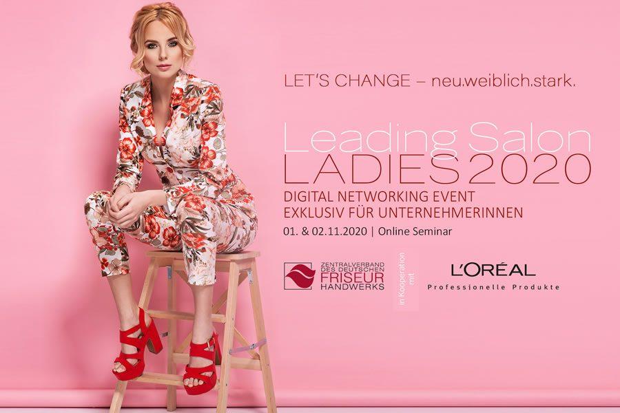 Let's change – neu.weiblich.stark.