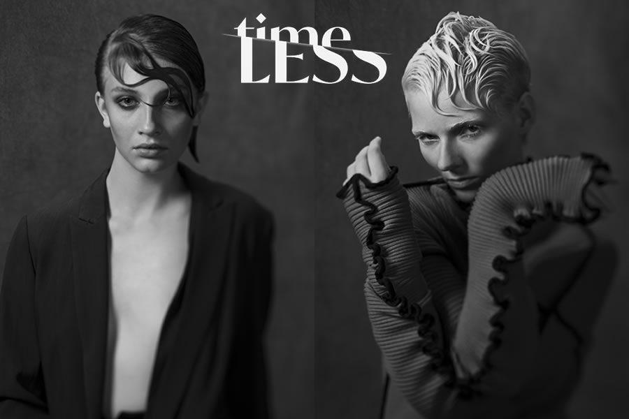 Bild Intercoiffure Österreich setzt avantgardistische Looks als zeitlos schöne Klassiker des Hairstylings in Szene