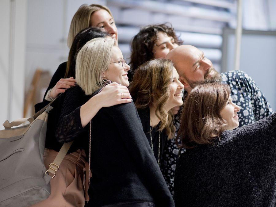Digitales Abschlussevent für das Salonbotschafterprogramm von Goldwell mit 21 Teilnehmern