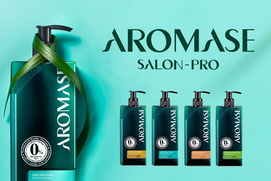 Aromase Shampoos - Bild