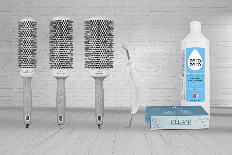 Olivia Garden Hygieneset Speed XL