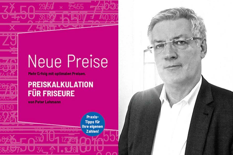 Ein neues Buch zur Preiskalkulation für Friseure
