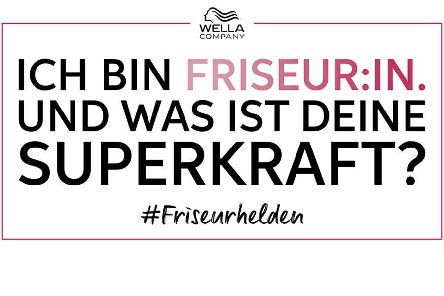 Wella sucht die #Friseurhelden nach dem Restart!