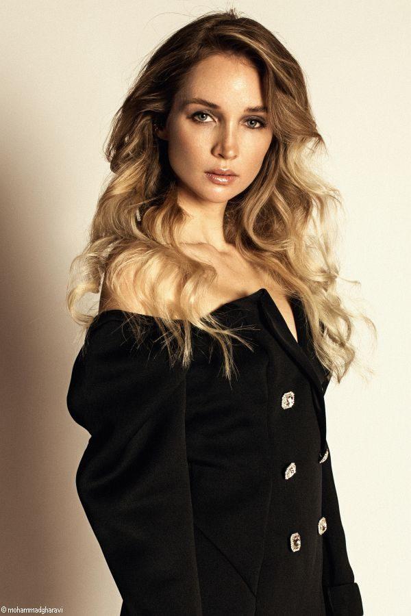 TIGI Hairstyling für die neue Miss Germany 2021