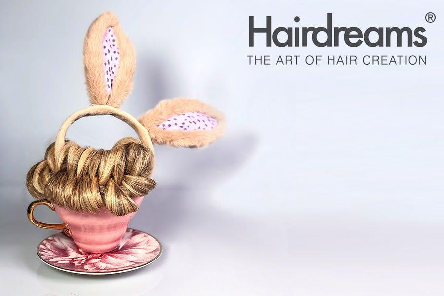 Hairdreams verlost eine Haarverlängerung an den besten Oster-Look!