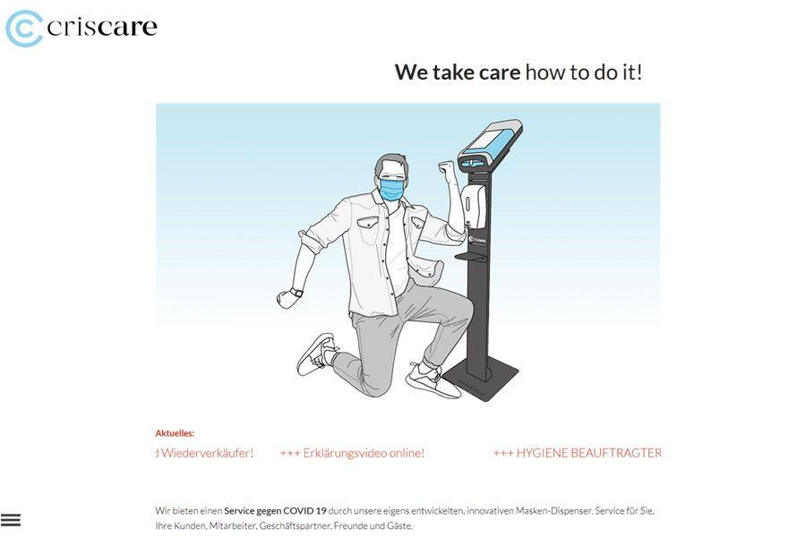 Bild CC-criscare UG (haftungsbeschränkt)