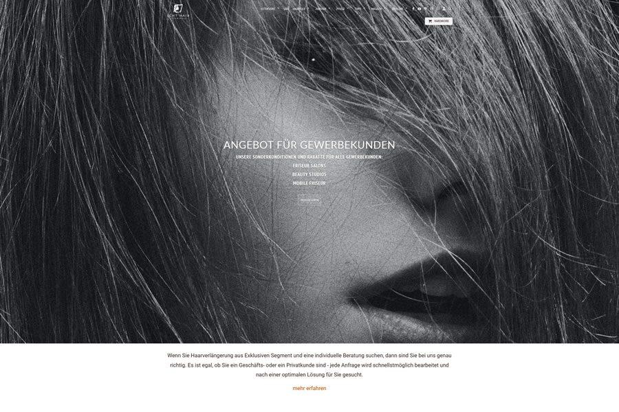 Bild Echt Hair Extensions