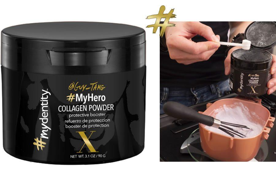 #mydentity Collagen Powder