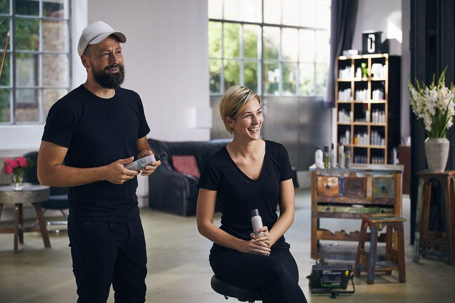 Kao bringt Nachhaltigkeit in der Friseurbranche voran