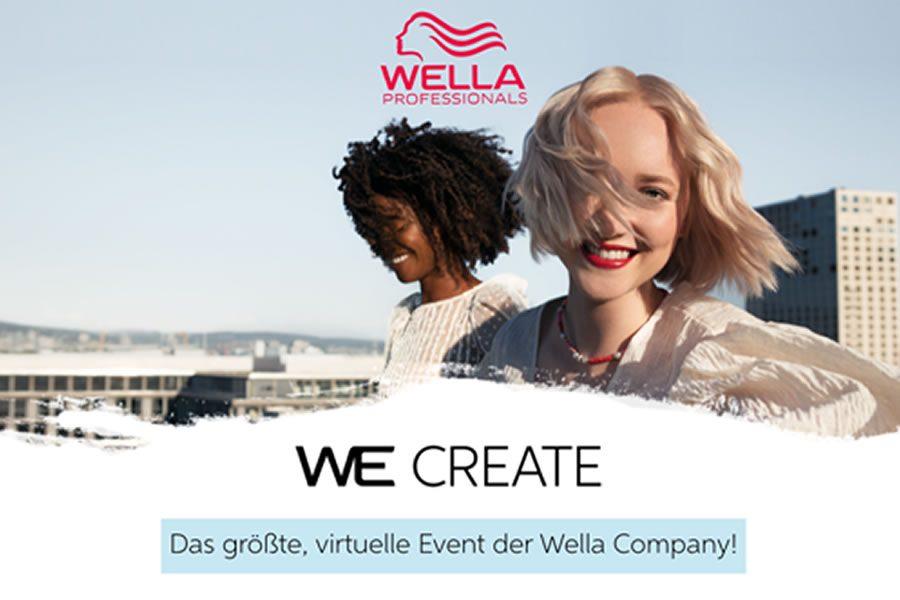 Der Countdown läuft: Melden Sie sich noch heute zum WE Create Event an!