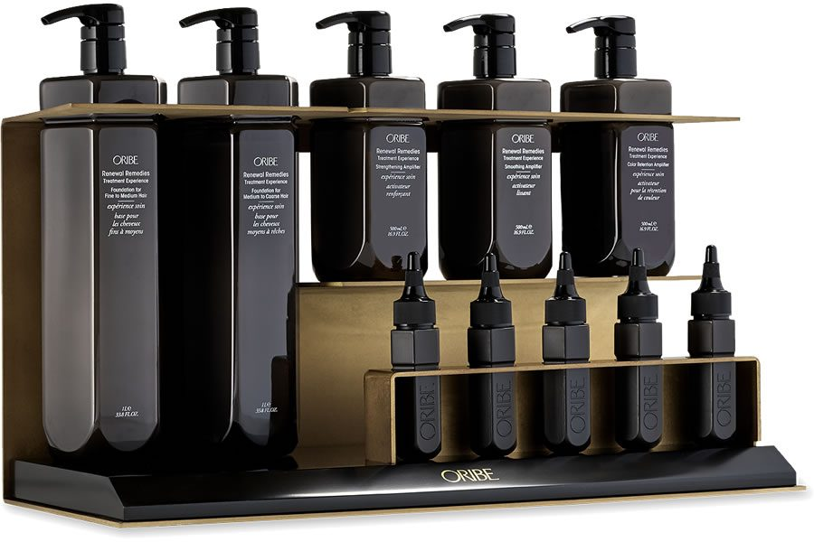 Erster In-Salon Service von Oribe - Renewal Remedies Treatment Experience