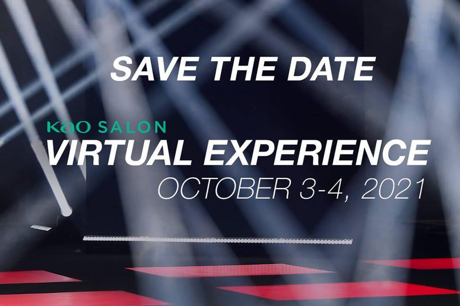 Kao Salon Virtual Experience II Oktober 2021
