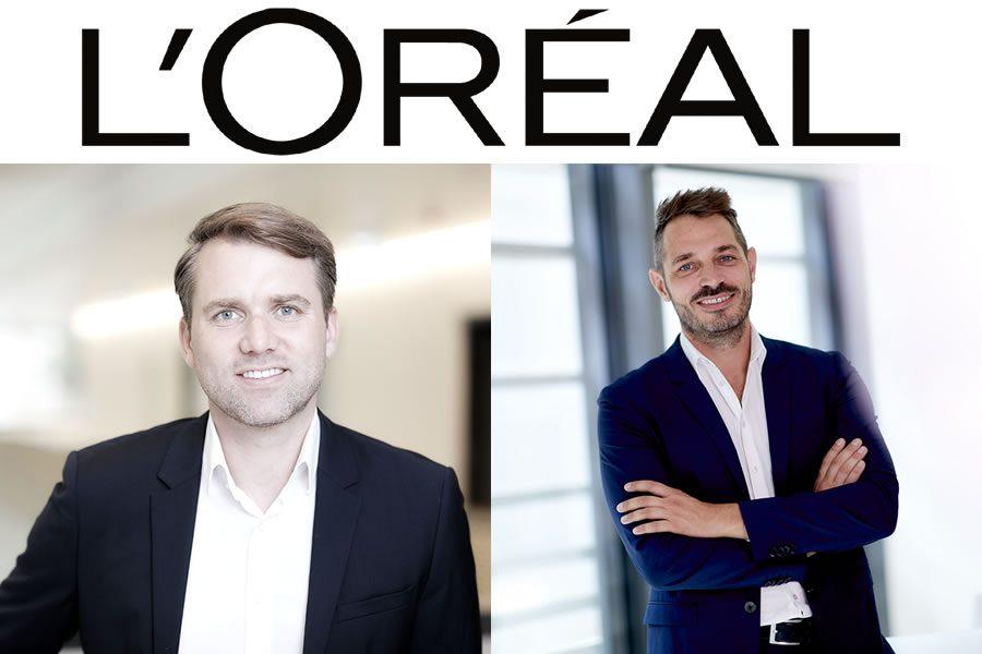Personalveränderungen bei L'Oréal Professionelle Produkte