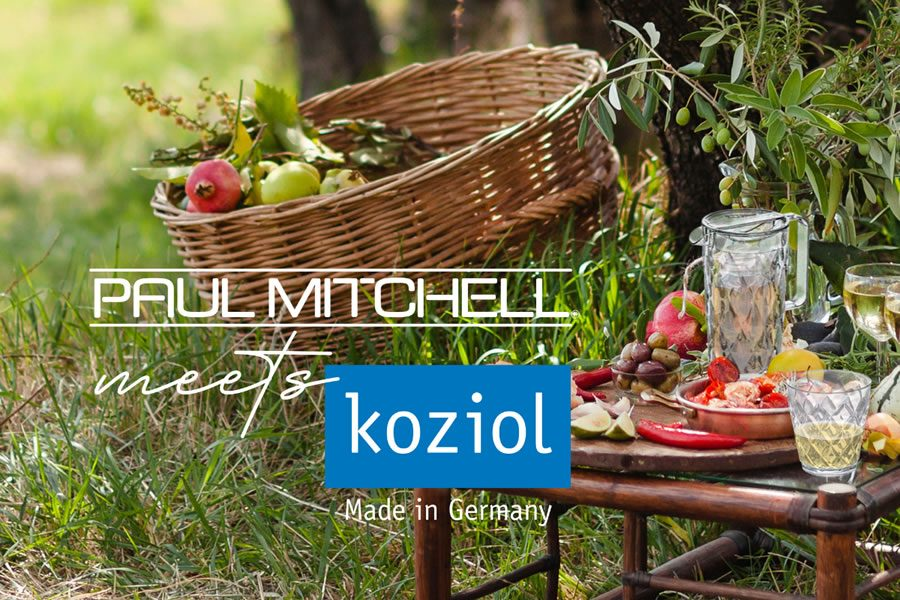 Paul Mitchell® meets Koziol