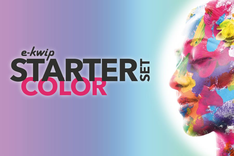e-kwip Starter Set COLOR