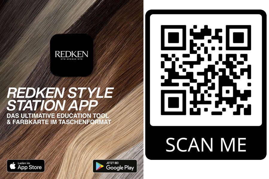 Redken launcht Style Station App