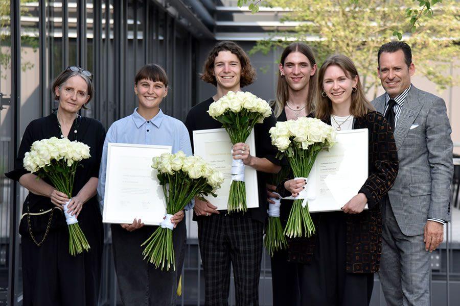 10 Jahre La Biosthétique Fashion Awards an der Hochschule Pforzheim